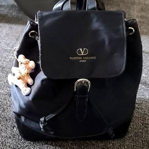 Valentino Sport Backpack nylon NEW 100% authentic